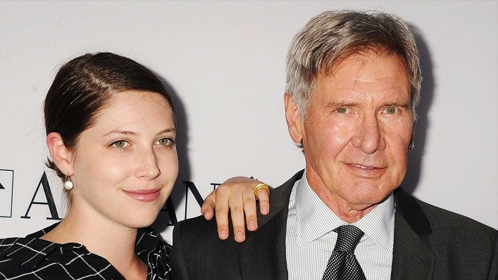 Harrison Ford's daughter